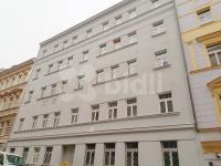 Světlý 1+kk po celkové rekonstrukci, 29m2, OV, Cimburkova, Praha 3