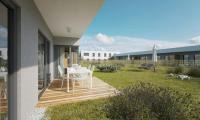 Velkorysý 3+kk, 96 m2, terasa, zahrada, přímo u lesa, Komořany