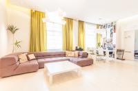 Luxusní designový byt 3+1 v centru, 134 m2, Praha 1 - Staré město, ul. Haštalská