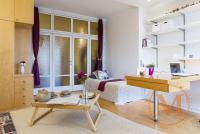 Exkluzivně světlý, prostorný byt 2+1/B, 90 m2, OV, parkování, centrum