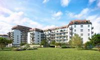 Praha 9, Letňany, Veselská OV 1+kk 45,2 m2+balkon 5,1 m2+garážové stání 7NP/10, orientace
