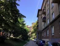 OV 2+1, 62 m2, Praha 10, Vršovice, Bělocerkevská, 2. NP/4 cihla, výtah.