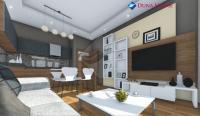 Prodej bytu 3+kk, 82 m2 vč. lodžie+garážové stání, Praha 8 - Karlín