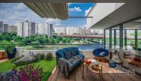 Prodej bytu 1+kk, 38 m2 s balkonem 7 m2 v přízemí, OV, Praha 5 - Stodůlky