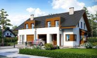 Rodinný dům patrový 5+kk+G Modřany, Hornocholupická s pozemkem 322 m2