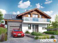 Rodinný dům patrový 4+kk+G , Modřany, Hornocholupická s pozemkem 342 m2