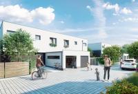 Novostavba vily 4+kk/0xG, 147m2, pozemek 207m2, Praha 5, Rodinné domy Britská čtvrť