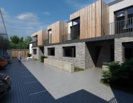 Prodej exkluzivního mezonetového bytu 1+kk, 87,7 m2, v projektu Rezidence Měděnecká
