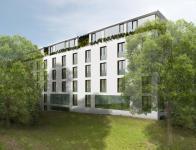 Prodej bytu 1+kk v novostavbě Bytový dům Primátorská, Praha 8 - Libeň