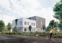 Prodej jednotky 1+kk s terasou v novém projektu Viladům Uhříněves